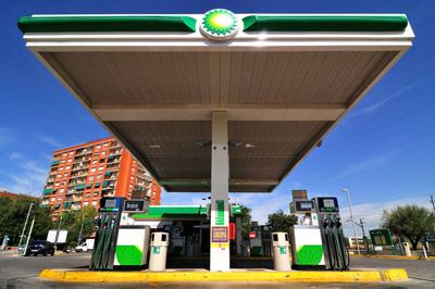 Gasolinera 'BP' Cerdanyola Carburants